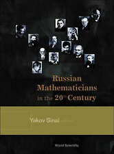 NEW Russian Mathematicians in the 20th Century by Yakov Sinai