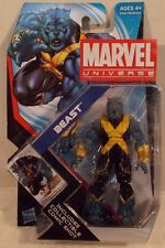 "Marvel Universe 3.75"" Series 4 #010 Beast Hasbro  (Mint On Card) X-Men"