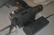 VINTAGE PANASONIC NV-G1A VIDEO CAMERA  FOR PARTS OR REPAIR