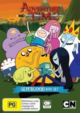 Adventure Time Supergood (DVD, 2014, 3-Disc Set)