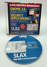 Linux Format Magazine Issue 54 CD-ROM June 2004 Gnome 2.6 Slax Slackware Disc