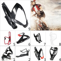 MTB Mountain Bike Bicycle Bottle Holder Water Bottle Cage Drink Rack Waterproof