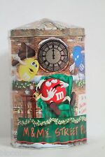 M&M's Candy Street Players 2000 Collectible Tin