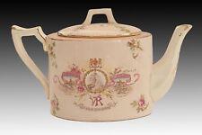 Antique Queen Victoria 1837-1897 Diamond Jubilee Teapot 1897
