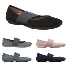 Camper Womens Shoes Right Nina 21595 Casual Mary Jane Nubuck