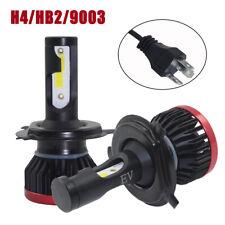 H4 HB2 9003 LED 150W 25000LM Coche Headlight Kits Luz Bombillas Lámpara 6500K