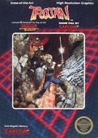 Nintendo NES Spiel - Trojan US Modul