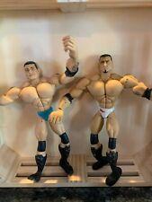 Randy Orton & Batista Flex Ems Jakks Pacific Wrestling Figure WWE WWF