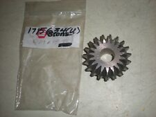 """Bolens 1715634 19 Tooth Gear used in gearbox for older 38"""" & 42"""" mowers"""