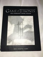 Game Of Thrones - The Complete Third Season DVD/Digital Copy