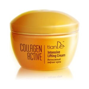 NEW TIANDE Collagen Hyaluronic Acid Anti Wrinkle Anti Ageing Face & Neck Cream