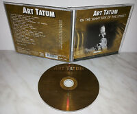 CD ART TATUM - ON THE SUNNY SIDE OF THE STREET - 24 CARAT GOLD EDITION