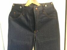 NEW Action West chainsaw safety PANTS denim work jeans WAIST 32 to 34 CANADA