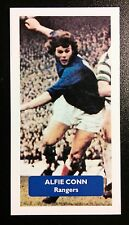SCOTLAND - GLASGOW RANGERS - ALFIE CONN - Score UK football trade card