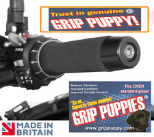 GRIP PUPPY - UNIVERSAL COMFORT GRIPS.  REDUCE VIBRATION AND IMPROVE COMFORT