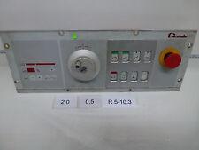 Studer 1332 022/2B, Euchner HRE 1000S100G05 C 1237, Bedienterminal mit Stellrad