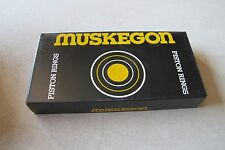Muskegon Piston Ring set fit Perkins 4-203D 305D Engine (PS8202STD)
