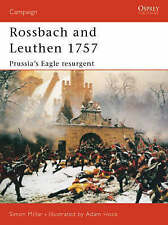 Rossbach and Leuthen 1757: Prussia's Eagle Resurgent (Osprey Campaign), Very Goo