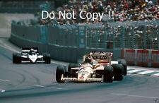 Gerhard Berger Arrows A8 Australian Grand Prix 1985 Photograph