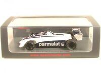 Brabham BT49 No.6 7th Argentinian GP Formula 1 1980 (Ricardo Zunino)