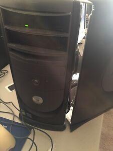 Dell Dimension 4500 Desktop PC, Pentium 4, 2GHz, 1GB Ram, 80GB HDD Win XP SP2