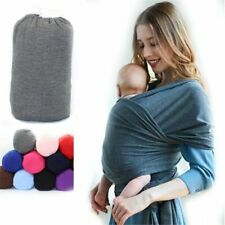 Baby Sling Wrap Babyback Carrier Ergonomic Infant Strap Accessories Child Gear