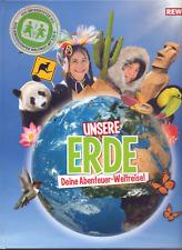 REWE Unsere Erde komplette Sticker Sammlung im Album viele Tierbilder