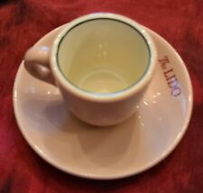 The Lido San Francisco Ca Demitasse Cup & Saucer By Buffalo China