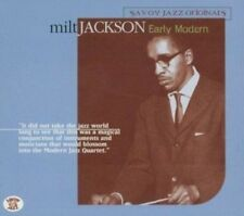 Milt Jackson - Early Modern, CD