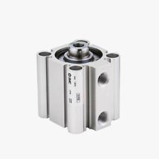 A●SMC CDQ2B63-75DZ Pneumatic Cylinder New