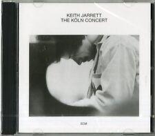 KEITH JARRETT - THE KOLN CONCERT - CD NUOVO SIGILLATO ECM RECORDS