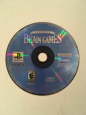 PS1 - Ultimate Brain Games - PlayStation - Disc Only - Guaranteed to Play