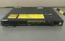 Cisco 7301-2AC 7301 Dual AC power supply router DRAM 512/128FL TESTED