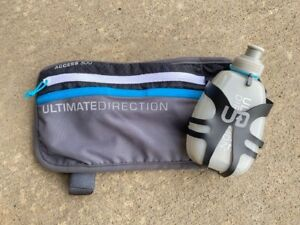 Ultimate Direction Jurek Endure Hydration Waistpack with bottles