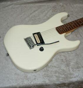 Kramer Baretta Special electric guitar in vintage white