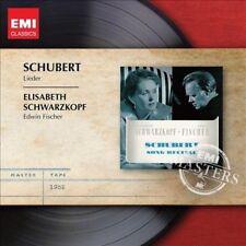 Schubert: Lieder [ECD] by Edwin  Fischer (CD, Feb-2012, EMI Classics)