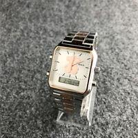 Women's Dress Stainless steel Quartz Fashion  Watch Electronic Bear Watches
