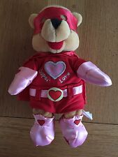 WINNIE THE POOH SUPER LOVE POOH WITH TAGS