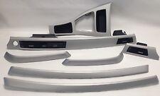 BMW E90 E91 Interieur Set Dekorleisten Set Satinsilber