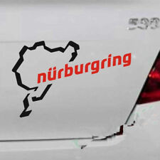 Nurburgring For Auto Car/Bumper/Window Vinyl Decal Sticker Decals DIYDecor CT018