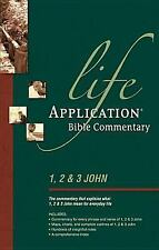 1, 2, & 3 John (Life Application Bible Commentary)