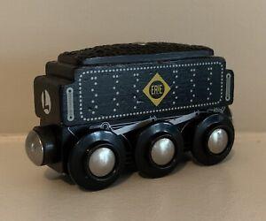Lionel Heritage Series Wooden Train Car ERIE COAL TENDER Fits Thomas&Brio 2006