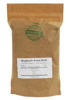 Shepherd's Purse Herb - Capsella Bursa-Pastoris L # Herba Organica #