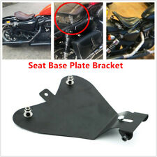 Motorcycle Bike Solo Seat Baseplate Bracket Fit For Honda Yamaha Kawasaki Suzuki