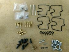 4 New Carburetor Rebuild Kits for Suzuki GSXR600 GSXR 600 SRAD 1998-2000 Gixxer