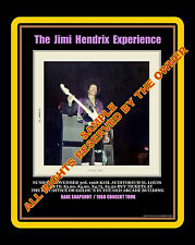 JIMI HENDRIX  PHOTO 1968  limited piece. Only have one avail Superb to frame