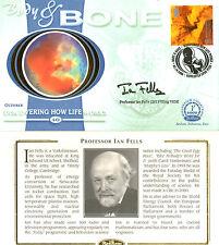 3 OCTOBER 2000 BODY AND BONE BENHAM FDC BENHAM FDC SIGNED PROFESSOR IAN FELLS