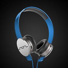 SOL Republic 1241-06 Headband Headphones - Blue