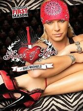 ROCK OF LOVE SEASON 1 (DVD SET) 1st one first Bret Michaels poison SEALED NEW