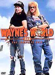 Double Feature - Waynes World/Waynes World 2 (DVD, 2001, 2-Disc Set, Checkpoint)